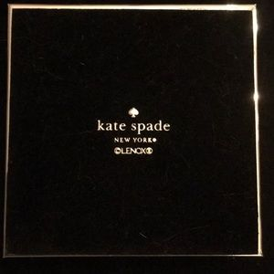 Rosy Glow box by Kate Spade and Lenox